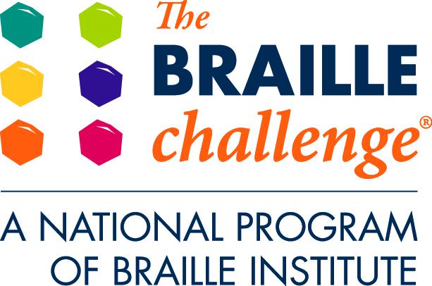 National Braille Challenge Logo