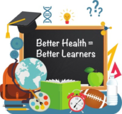 Text is Better Health = Better Learners for KSDE Nutrition Reports.