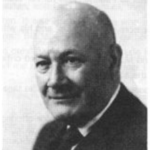 Black and white photo of Warren Bledsoe.
