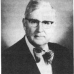 Black and white photo of Richard Hoover.