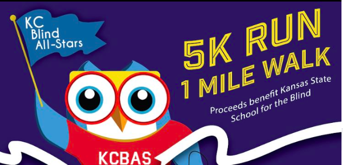KC Blind All Stars 5K Run 1 Mile Walk