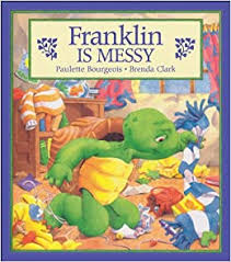 Franklin Is Messy Book Cover