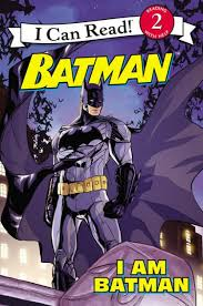 I Am Batman Book Cover