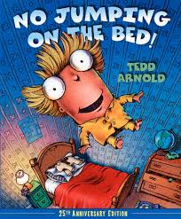 No Jumping On The Bed! Book Cover