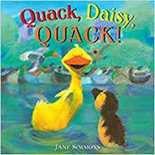 Quack, Daisy, Quack Book Cover