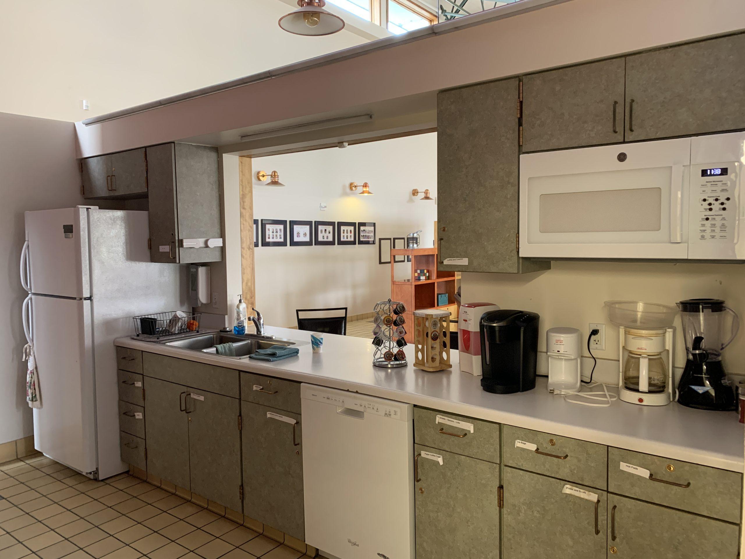 Edlund Kitchen On Upper Level