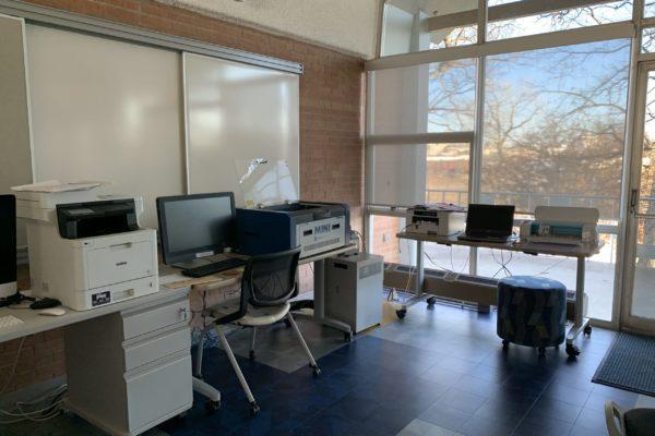 makerspace equipment